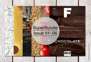 Magazine F – Super Bundle (Issue 01–06)