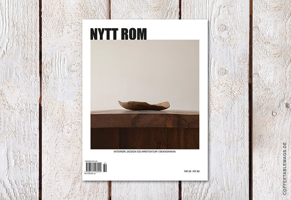 Nytt Rom – Issue 69: The Electric Issue – Cover