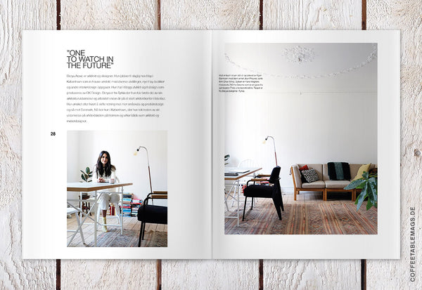 Coffee Table Mags / Independent Magazines / Nytt Rom – Issue 69: The Electric Issue – Inside 05