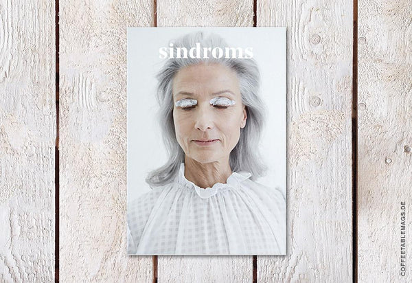 Sindroms – Issue #3: White – Cover