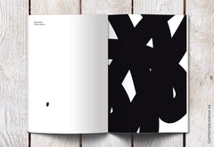 Coffee Table Mags // Independent Magazines // Sindroms – Issue #3: White – Inside 03
