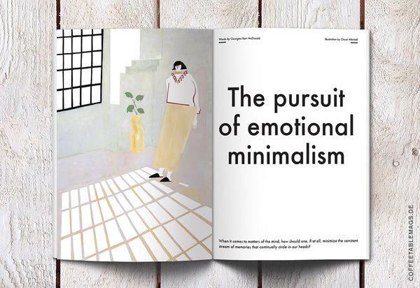Coffee Table Mags // Independent Magazines // Sindroms – Issue #3: White – Inside 06