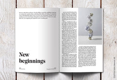 Coffee Table Mags // Independent Magazines // Sindroms – Issue #3: White – Inside 09