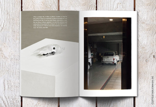 Coffee Table Mags // Independent Magazines // Sindroms – Issue #3: White – Inside 11