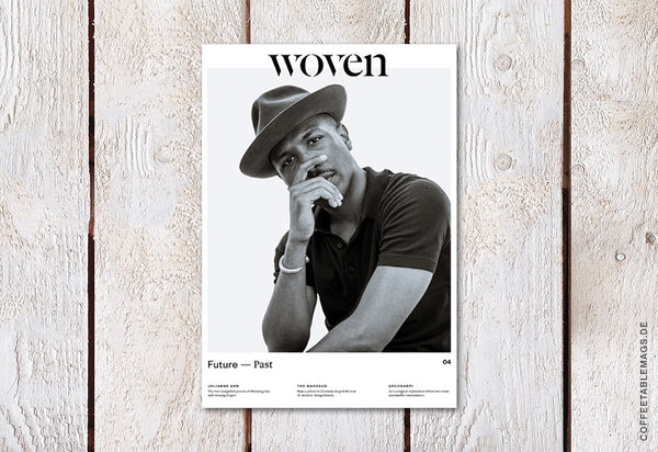 Woven Magazin – Issue 4 – Cover
