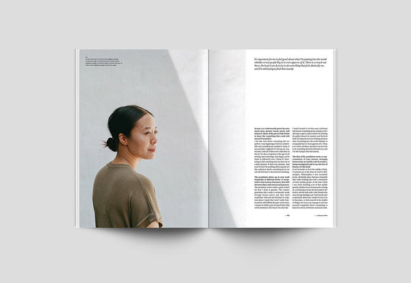 Coffee Table Mags // Independent Magazines // Woven Magazin – Issue 4 – Inside 02