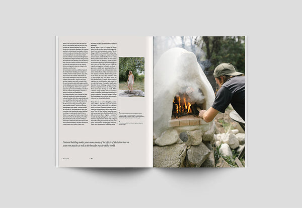 Coffee Table Mags // Independent Magazines // Woven Magazin – Issue 4 – Inside 03