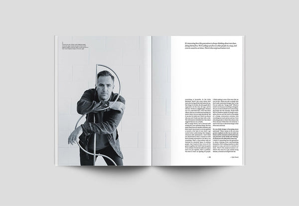 Coffee Table Mags // Independent Magazines // Woven Magazin – Issue 4 – Inside 05