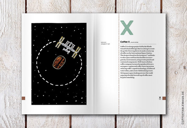 Coffee Table Mags // Independent Magazines & Books // The Coffee Dictionary – Inside 06