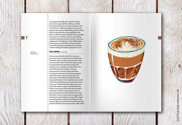 Coffee Table Mags // Independent Magazines & Books // The Coffee Dictionary – Inside 03
