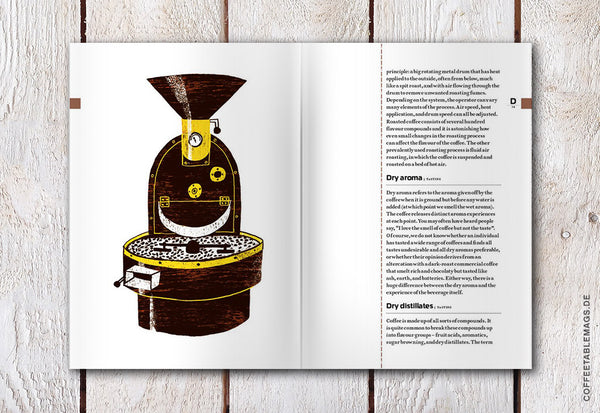 Coffee Table Mags // Independent Magazines & Books // The Coffee Dictionary – Inside 02