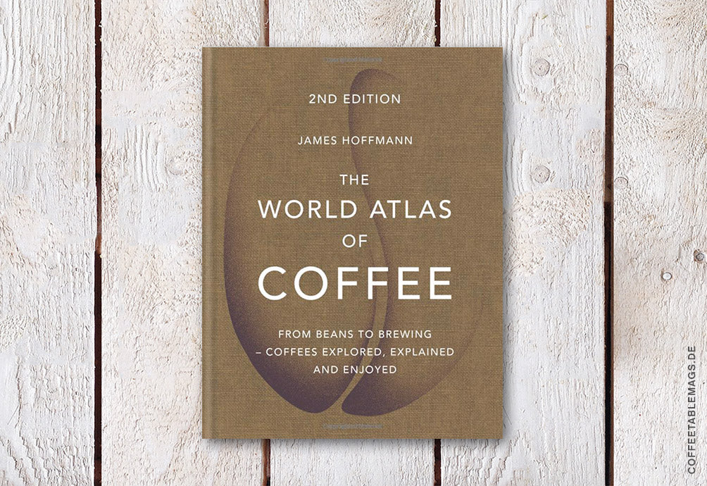 The World Atlas of Coffee – Cover