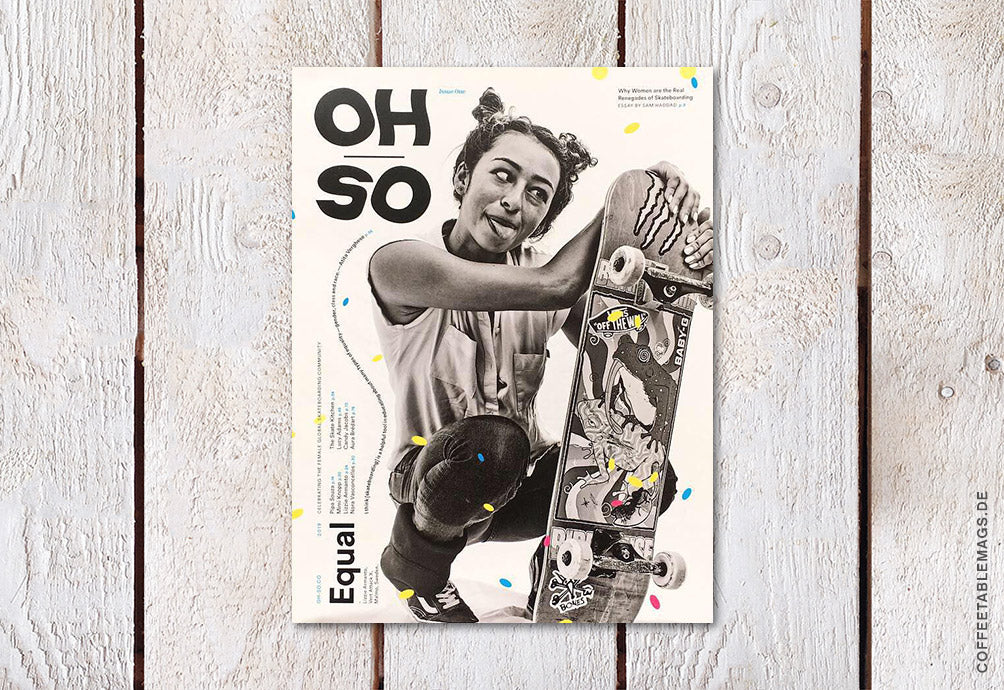 OH-SO – Issue 01 – Cover