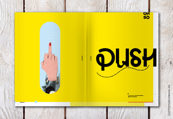 Coffee Table Mags // Independent Magazines // OH-SO – Issue 01 – Inside 05