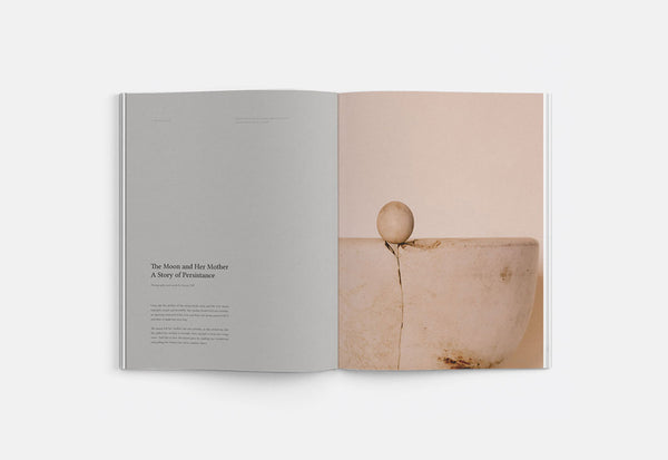 Coffee Table Mags // Independent Magazines // Water Journal – Volume 5 – Inside 01