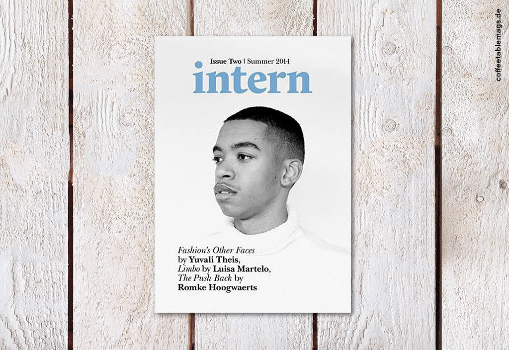 Intern – Issue 2 – Cover