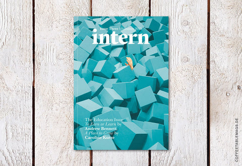 Intern – Issue 3 – Cover