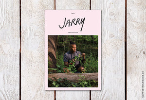 Jarry – Issue 4: Journeys – Cover