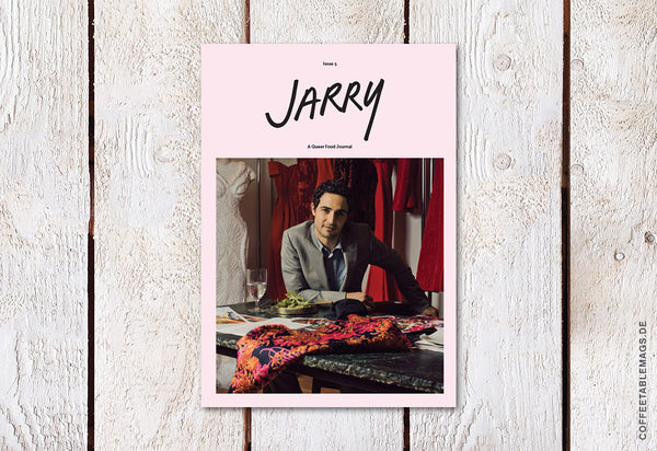 Jarry – Issue 5: Style & Substance
