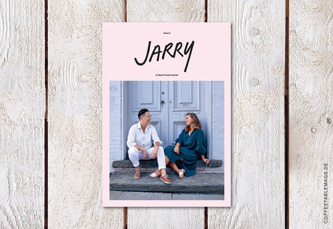 Jarry – Issue 6: Mind & Body