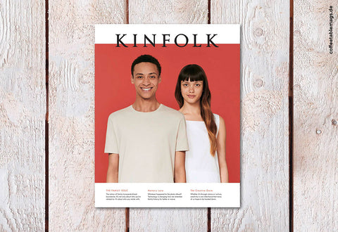 Kinfolk – Issue 17 – Cover