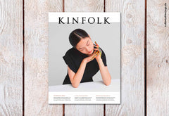 Kinfolk – Issue 18 – Cover