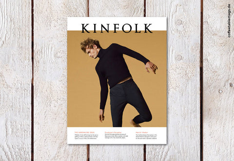 Kinfolk – Issue 19 – Cover