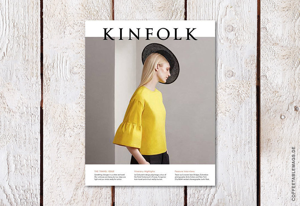 Kinfolk – Issue 20 – Cover