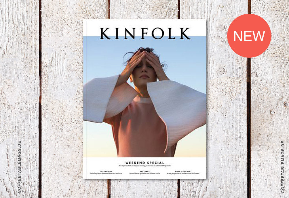Kinfolk – Issue 23: Weekend Special – Cover