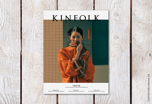 Kinfolk – Issue 32: Tokyo – Cover