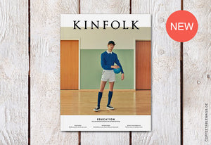 Kinfolk – Issue 33: The Education Issue – Cover