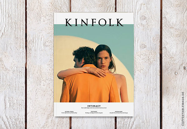 Kinfolk – Issue 34: Intimacy – Cover