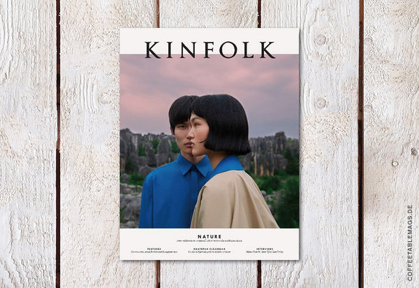 Kinfolk – Issue 37: Nature – Cover