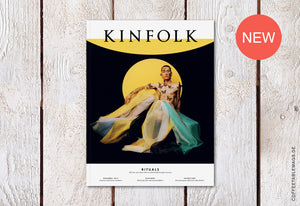 Kinfolk – Issue 38: Rituals – Cover