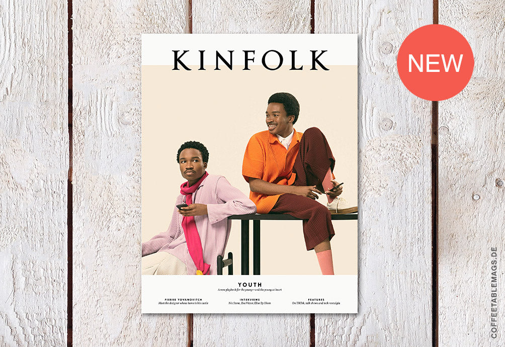 Kinfolk – Issue 39: Youth – Cover