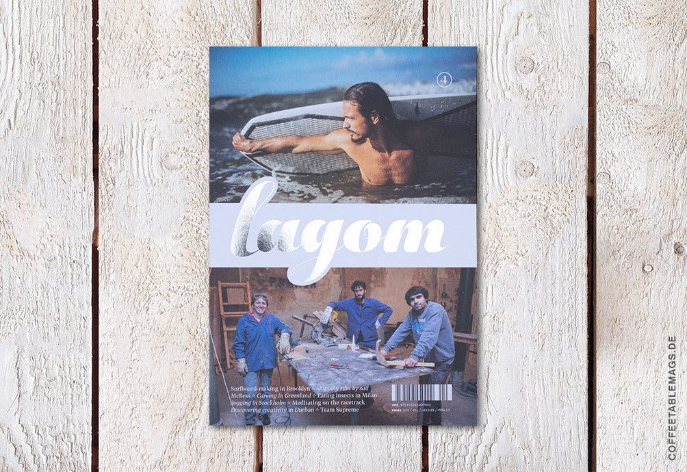 Lagom – Issue 4 – Cover