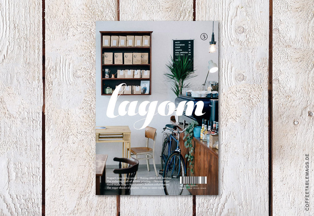 Lagom – Issue 5 – Cover