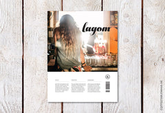 Lagom – Issue 6 – Cover