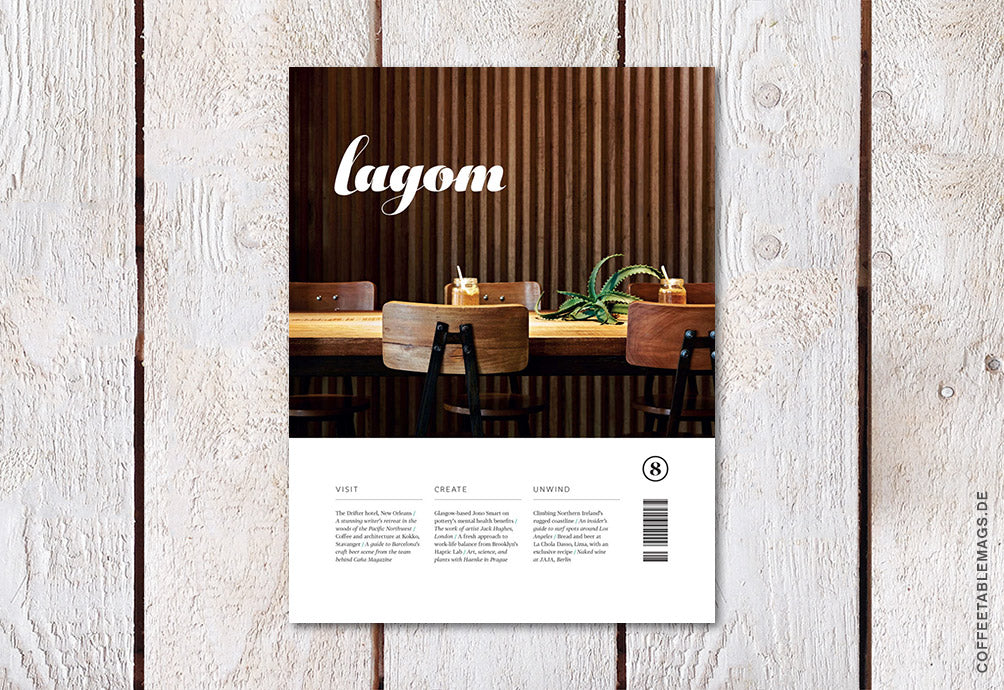 Lagom – Issue 8 – Cover