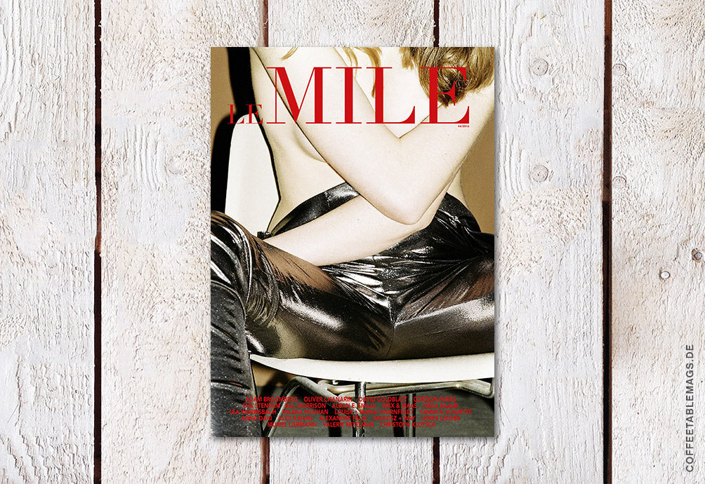Le Mile Magazine – Number 20 – Cover