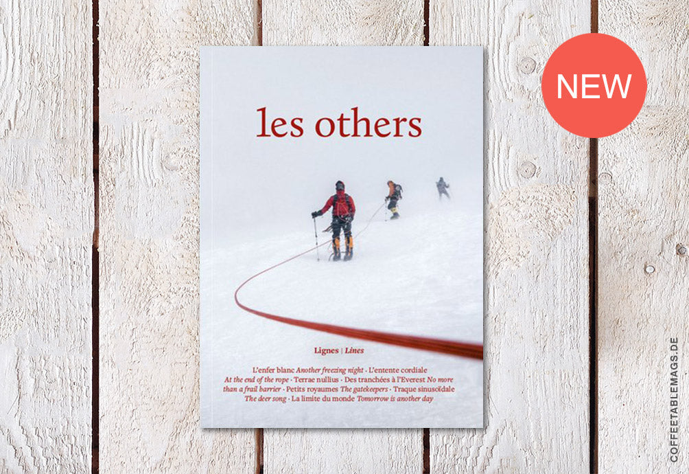 Les Others Magazine – Volume 8: The Lines – Cover
