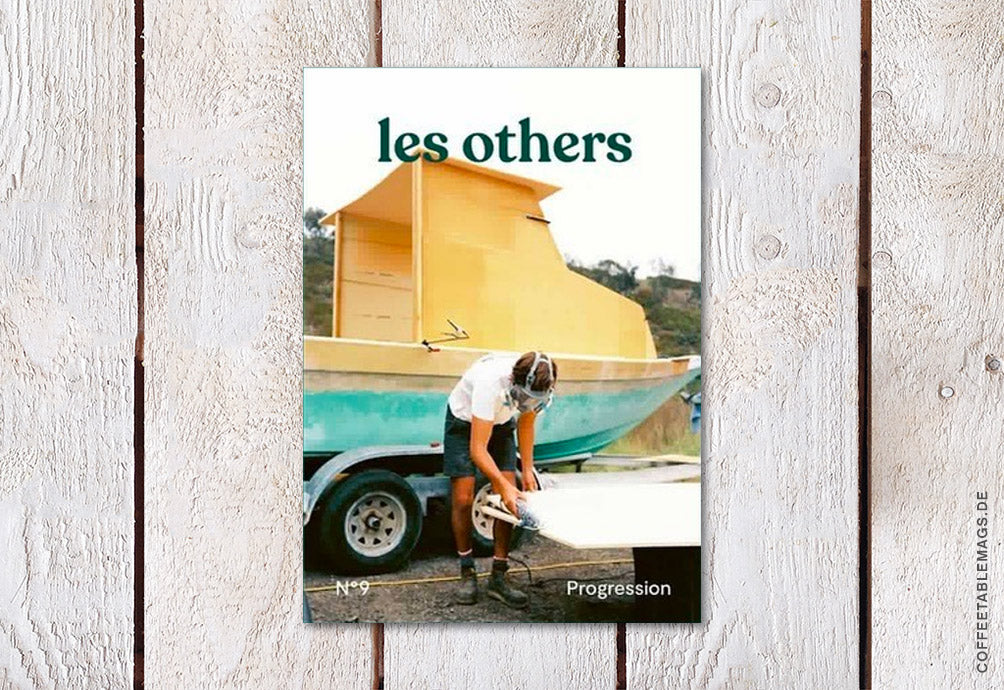 Les Others Magazine – Volume 9: Progression – Cover