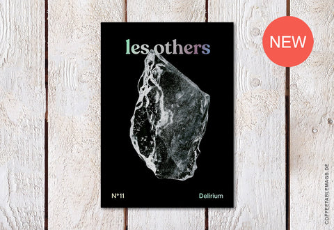 Les Others Magazine – Volume 11: Delirium – Cover