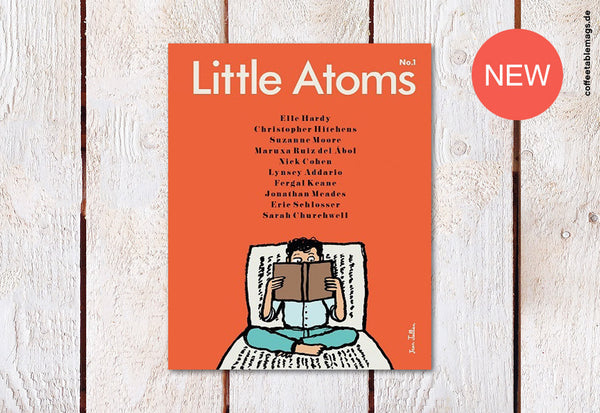 Little Atoms – Issue 01 – Cover
