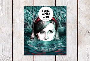 Little White Lies – Issue 73: The Shape of Water – Cover
