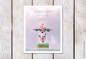 Lodestars Anthology – Issue 13: Mexico – Cover