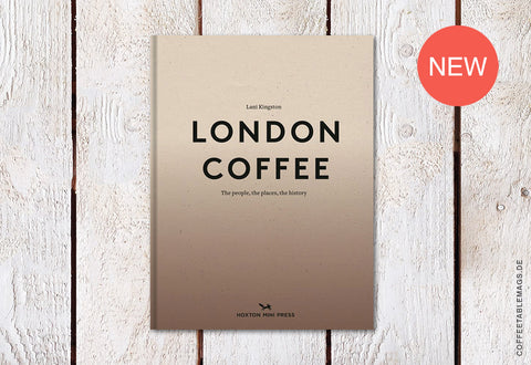 London Coffee – Cover
