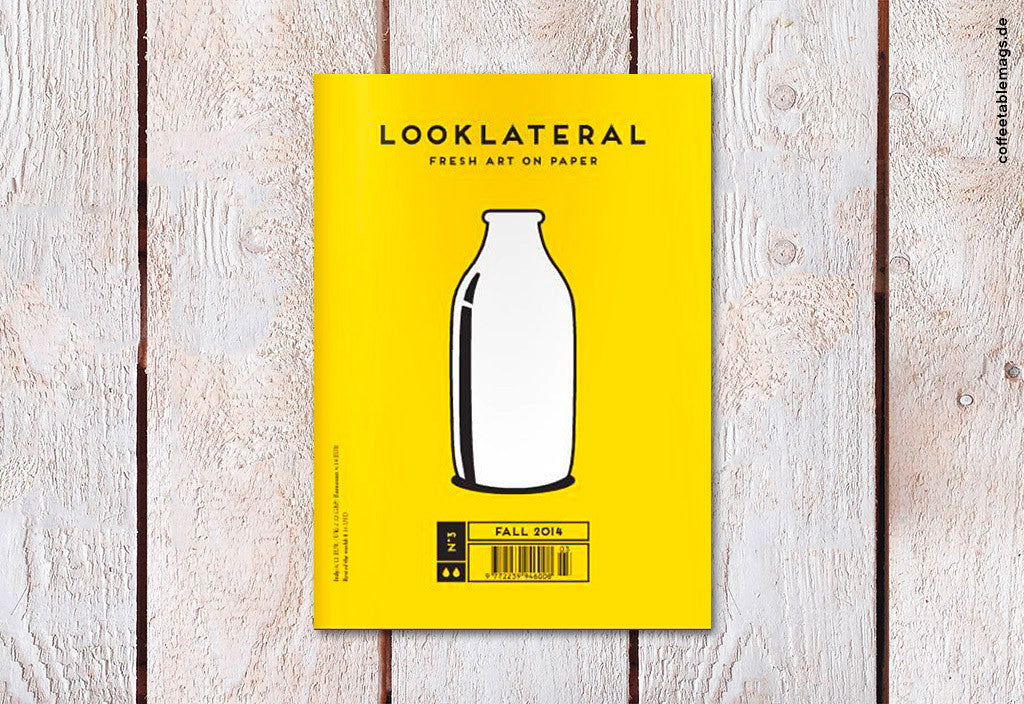 Looklateral Magazine – Number 3 – Cover
