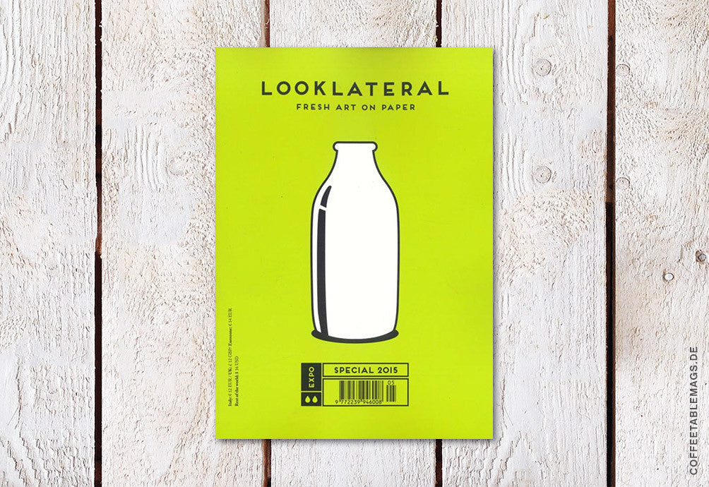 Looklateral Magazine – Number 5 – Cover