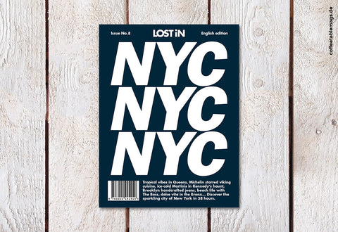 LOST iN City Guide – Issue 08 – New York City